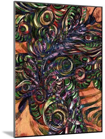 Flings II-Danielle Harrington-Mounted Art Print