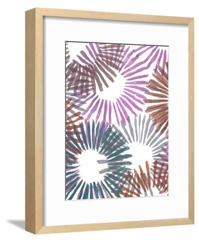 Starburst I-Jodi Fuchs-Framed Art Print