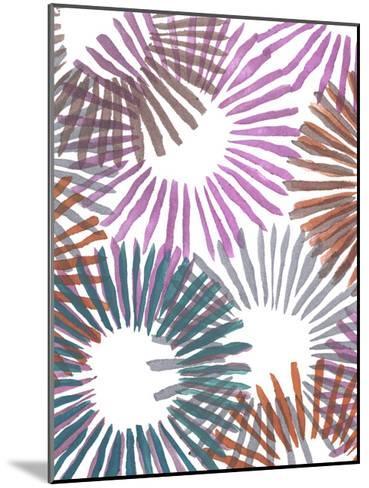 Starburst I-Jodi Fuchs-Mounted Art Print