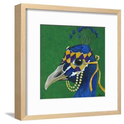 You Silly Bird - Tina-Dlynn Roll-Framed Art Print