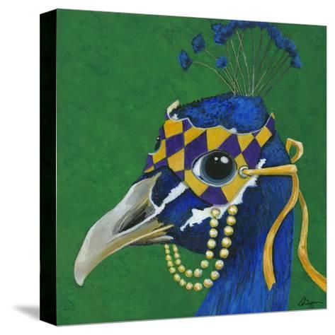 You Silly Bird - Tina-Dlynn Roll-Stretched Canvas Print