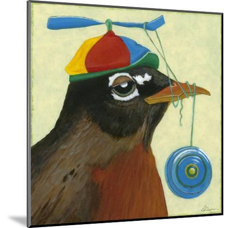You Silly Bird - Chandler-Dlynn Roll-Mounted Art Print