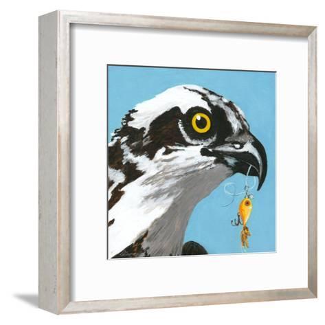 You Silly Bird - Senior-Dlynn Roll-Framed Art Print