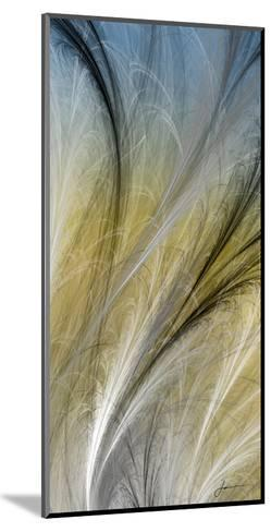 Fountain Grass IV-James Burghardt-Mounted Art Print