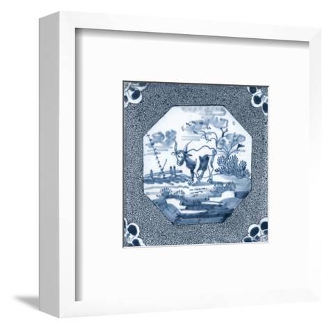 Delft Tile III-Vision Studio-Framed Art Print