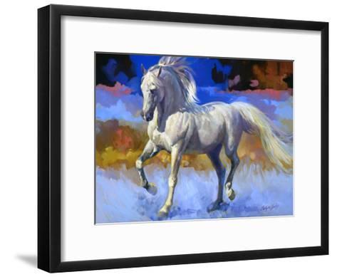 Canyon de Chelly-Carolyne Hawley-Framed Art Print