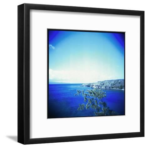 Holga Hawaii I-Jason Johnson-Framed Art Print