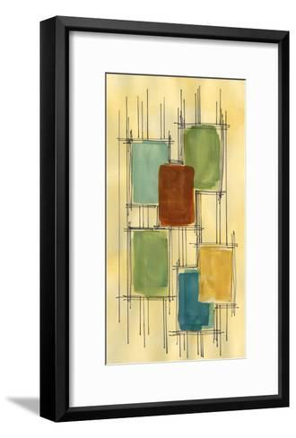 City Windows I-Charles McMullen-Framed Art Print