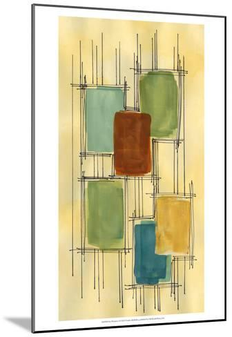 City Windows I-Charles McMullen-Mounted Art Print