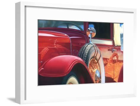 '32 Franklin-Graham Reynolds-Framed Art Print
