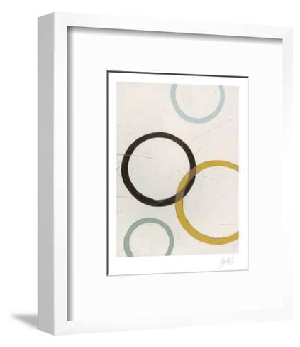 Tangle IV-Erica J^ Vess-Framed Art Print