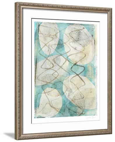 Lineage II-Jennifer Goldberger-Framed Art Print