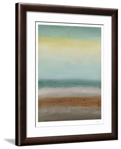 Seaside Serenity I-Erica J^ Vess-Framed Art Print