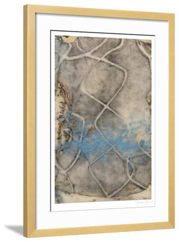 Pebbles II-Jennifer Goldberger-Framed Art Print