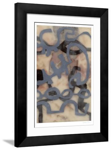 Mod Movement II-Jennifer Goldberger-Framed Art Print