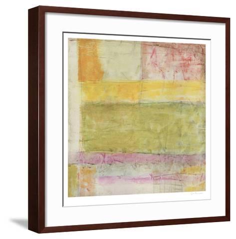 Neon Lights I-Erica J^ Vess-Framed Art Print