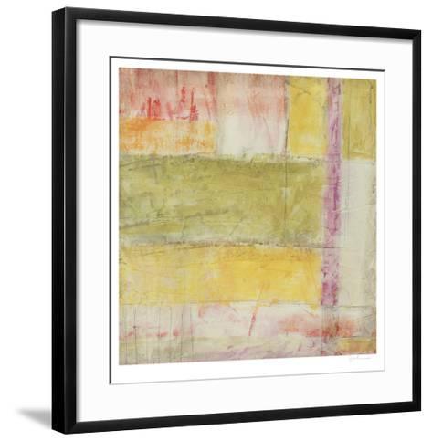 Neon Lights II-Erica J^ Vess-Framed Art Print
