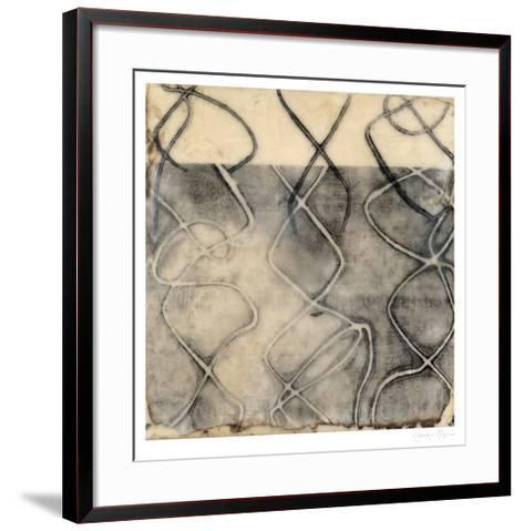 Rope I-Jennifer Goldberger-Framed Art Print