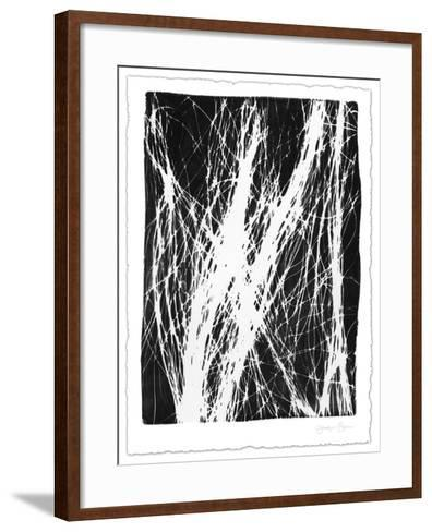 Free Flow VI-Jennifer Goldberger-Framed Art Print