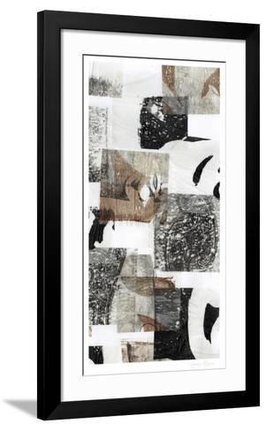 Reconstructed I-Jennifer Goldberger-Framed Art Print