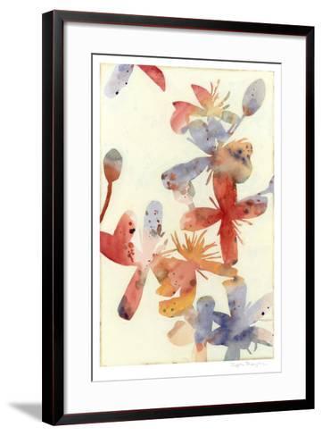 Bespeckled I-Megan Meagher-Framed Art Print
