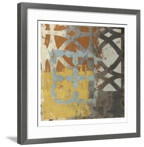 Four Stars II-Megan Meagher-Framed Art Print