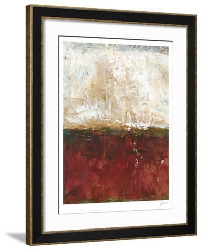 August Horizon I-Ethan Harper-Framed Art Print