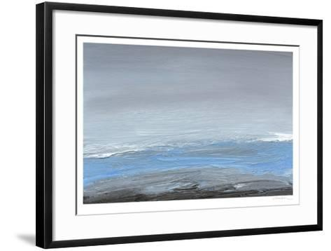 Serene I-Sharon Gordon-Framed Art Print