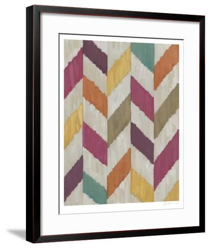 Somersault II-Chariklia Zarris-Framed Art Print
