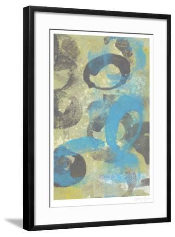 Roll-Out II-Jennifer Goldberger-Framed Art Print