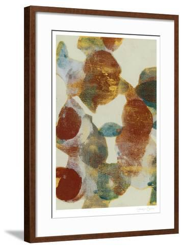 Shape Shift I-Jennifer Goldberger-Framed Art Print