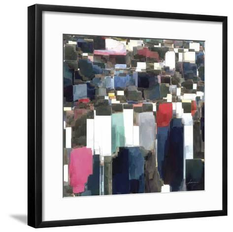 Building Block Tile I-James Burghardt-Framed Art Print