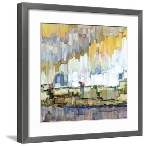Glacier Bay I-James Burghardt-Framed Art Print