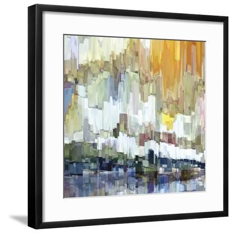 Glacier Bay II-James Burghardt-Framed Art Print