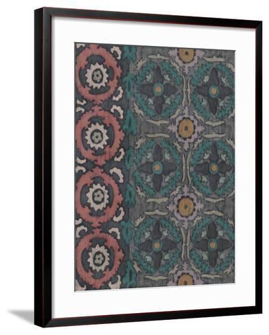 Sarkara Suzani I-Chariklia Zarris-Framed Art Print