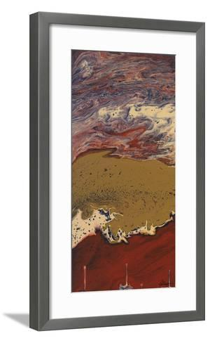 Buttons I-Dlynn Roll-Framed Art Print