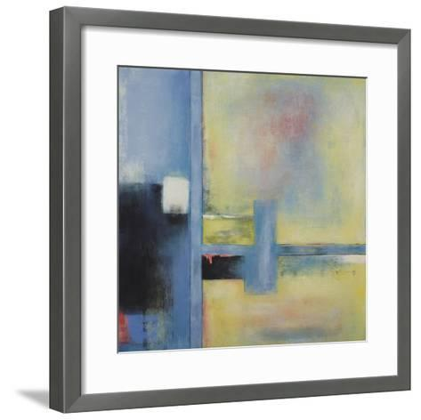 Touch of Blue II-Willie Green-Aldridge-Framed Art Print
