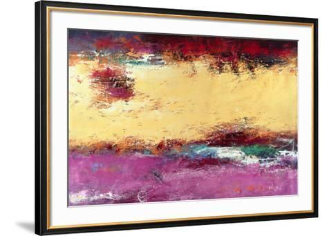 A Bridge to Joy-Janet Bothne-Framed Art Print