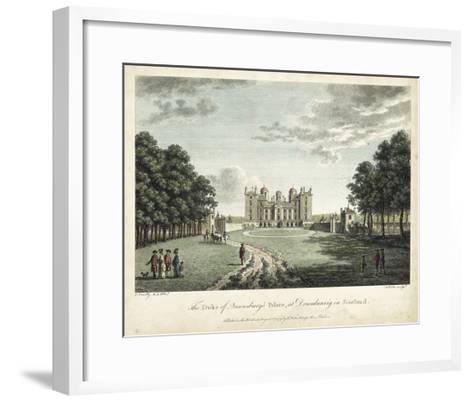 Watt's Views I-W^ Watts-Framed Art Print