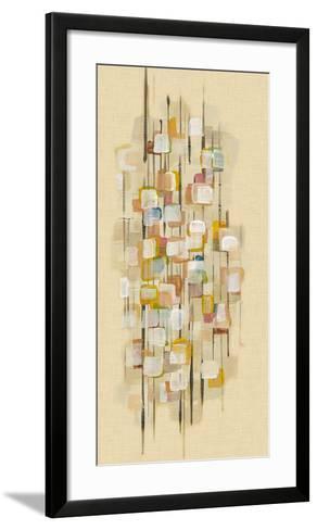 City Map II-Charles McMullen-Framed Art Print