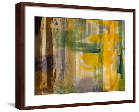 Intuition VII-Sisa Jasper-Framed Art Print
