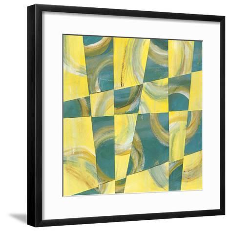 Circle Disconnect II-Lisa Choate-Framed Art Print