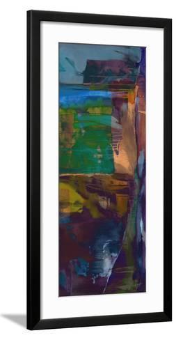Exuberant II-Sisa Jasper-Framed Art Print