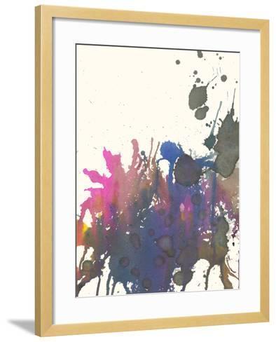 Exuberant Splotch-Jodi Fuchs-Framed Art Print
