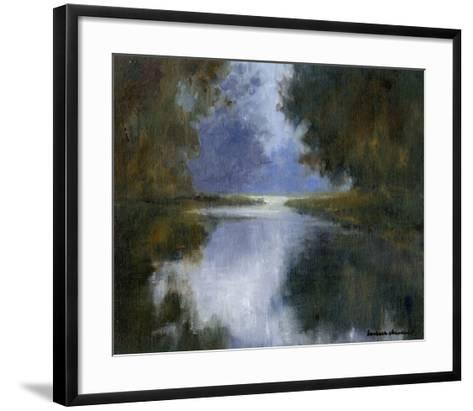 Morning Mist-Barbara Chenault-Framed Art Print