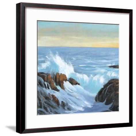 Rip Tide II-Tim O'toole-Framed Art Print