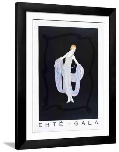 Gala-Erte-Framed Art Print