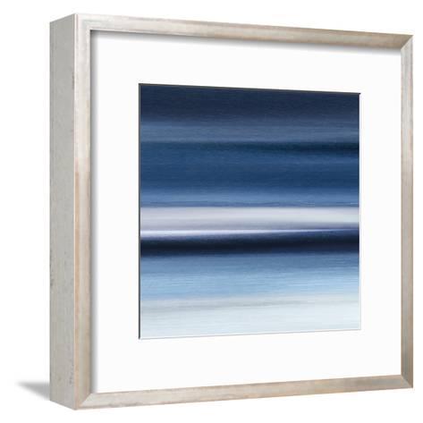 Indigo II-Susan Jill-Framed Art Print