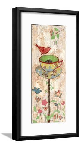 Garden Party II-Tava Studios-Framed Art Print