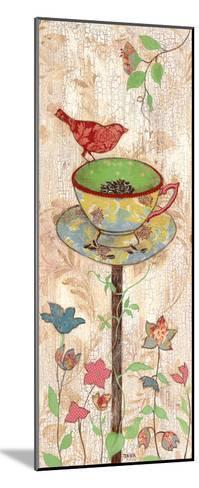 Garden Party II-Tava Studios-Mounted Art Print